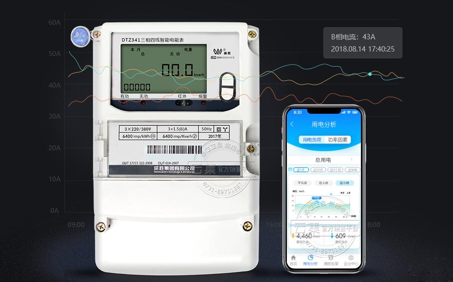 智能电表抄表系统